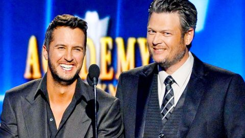 Blake Shelton Judges Luke Bryan's Potential As A 'Voice' Coach, And It's Hysterical!   Country Music Videos