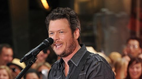 Blake Shelton Makes 'Insane' Announcement On TODAY Show | Country Music Videos