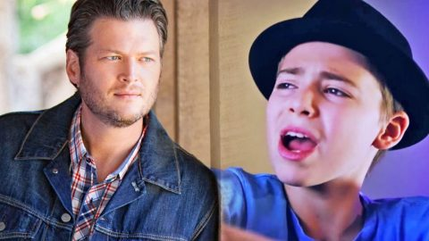 13-Year-Old Liam's Rendition Of 'Lonely Tonight' Will Blow Y'all Away! | Country Music Videos