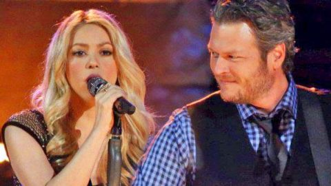 Blake Shelton and Shakira – Need You Now (Private Concert) | Country Music Videos