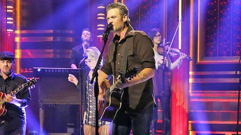 Blake Shelton Joined By Country Legends For Unforgettable New Song | Country Music Videos