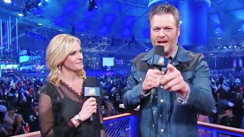 Hey 'Voice' Fans – Y'all Will Want To Hear What Blake Shelton Said At The Super Bowl | Country Music Videos