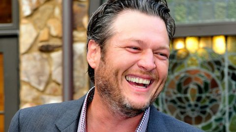 'Blake Shelton' Scented Candle Revealed And His Reaction Is Priceless! | Country Music Videos