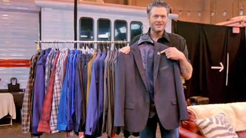 Let Out Your Inner Blake Shelton By Following His HILARIOUS Dress Code | Country Music Videos