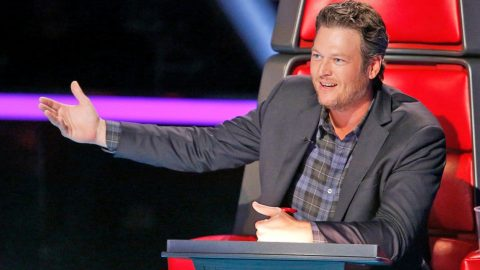 Blake Shelton Accused Of Cheating To Acquire 'Voice' Team Member | Country Music Videos