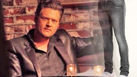 Blake Shelton On Men Who Wear Skinny Jeans (Funny!) (VIDEO) | Country Music Videos