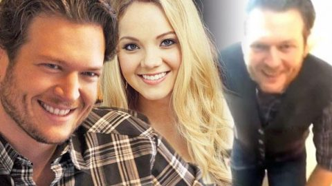 Danielle Bradbery's Video Snapchats of Blake Shelton (FUNNY!) (WATCH) | Country Music Videos