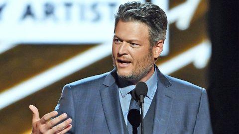Blake Shelton Reportedly Slated To Co-Host Houston Telethon   Country Music Videos