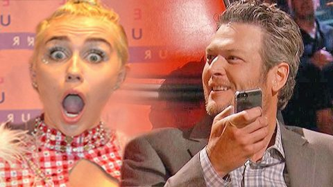 Miley Cyrus Posts Photo, And What Blake Shelton Said To Billy Ray Cyrus Is HILARIOUS!   Country Music Videos