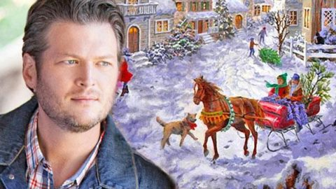 Blake Shelton – The Very Best Time Of Year (ft. Trypta-Phunk) (VIDEO) | Country Music Videos