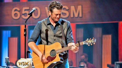 Blake Shelton To Star Alongside Fellow Singers In Grand Ole Opry Film | Country Music Videos