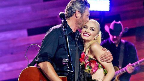 Blake Shelton & Gwen Stefani Debut Romantic New Love Song | Country Music Videos