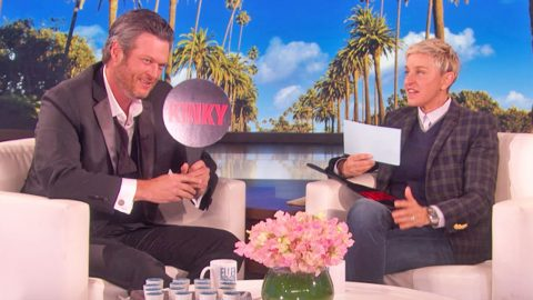 Blake Shelton Reveals What He Finds 'Kinky' In Hilarious Drinking Game   Country Music Videos