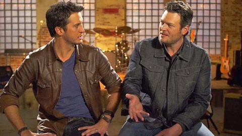 """Blake Shelton – Behind the Scenes with """"Bluke"""" (ACM Promo Shoot)   Country Music Videos"""