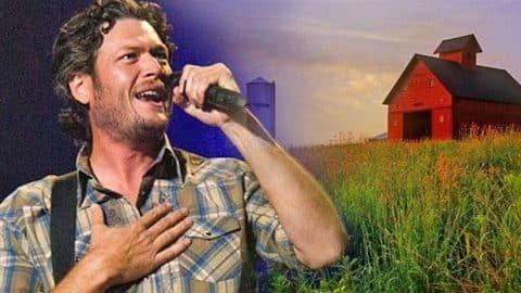 Blake Shelton – Green (LIVE) (WATCH) | Country Music Videos