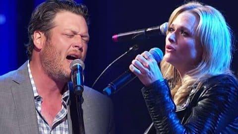Blake Shelton and Miranda Lambert – Home (Live @ The Opry) | Country Music Videos