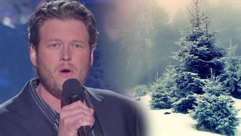 Blake Shelton – Let It Snow (LIVE) (VIDEO) | Country Music Videos