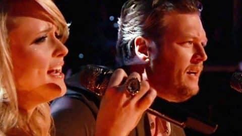Blake Shelton & Miranda Lambert – Over You (The Voice Duet) (LIVE) (VIDEO)   Country Music Videos