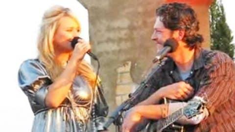 Blake Shelton and Miranda Lambert – You're The Reason God Made Oklahoma (LIVE) (WATCH) | Country Music Videos