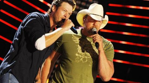 Blake Shelton And Trace Adkins – Hillbilly Bone (45th ACM Awards) (VIDEO)   Country Music Videos