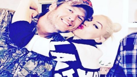 Blake Shelton & Gwen Stefani Have Epic Dance Party With Her Kids | Country Music Videos