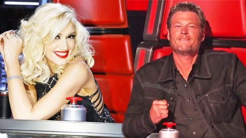 Gwen Stefani Reveals What Song She & Blake Shelton Get Hot And Heavy To | Country Music Videos