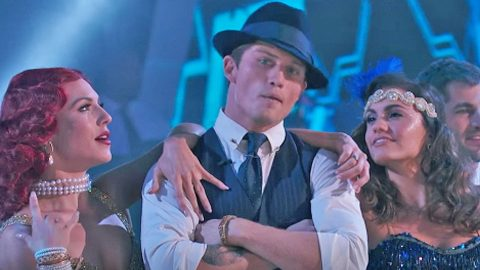 Bonner Bolton Will Spice Up Your Life With Energetic Charleston on 'DWTS' | Country Music Videos