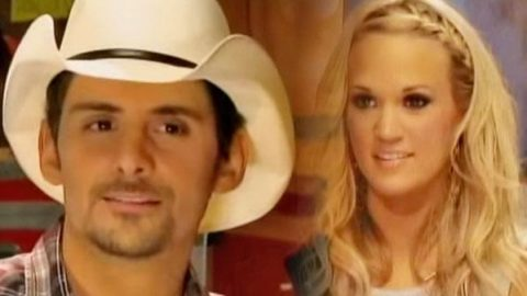 Brad Paisley Interviews Carrie Underwood | Country Music Videos