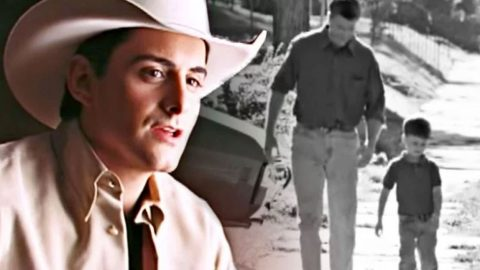 Brad Paisley Honors Stepfathers In Heart-Melting 'He Didn't Have To Be' | Country Music Videos