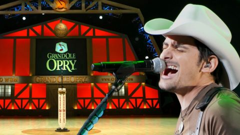 Amazing Brad Paisley Performances At The Grand Ole Opry   Country Music Videos