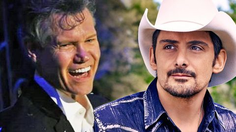 Brad Paisley Shares Heartfelt Message Following Randy Travis' Miracle Performance | Country Music Videos