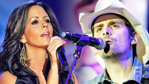 Brad Paisley & Sara Evans Share Praise For Jesus In Compelling Duet 'New Again' | Country Music Videos