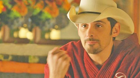 Brad Paisley Rails Against The War On Christmas With 'Kung Pao Buckaroo Holiday' | Country Music Videos