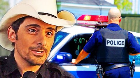 Brad Paisley Gets Arrested??? | Country Music Videos