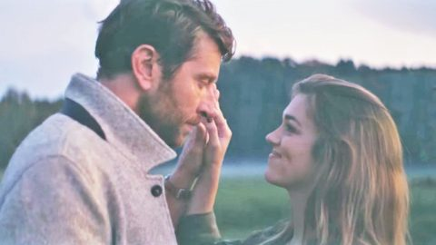 Sadie Robertson Steals Country Hunk's Heart In Romantic Music Video   Country Music Videos