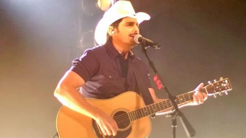 Brad Paisley – Country Nation (LIVE) | Country Music Videos