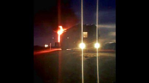 Brantley Gilbert Finally Shares Cause Of Destructive Tour Bus Fire | Country Music Videos