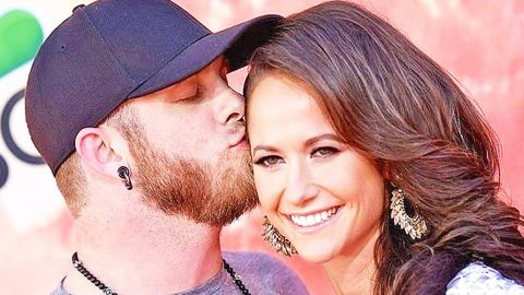 Brantley Gilbert Gushes Over Seeing His Wife For The First Time After Years Apart   Country Music Videos
