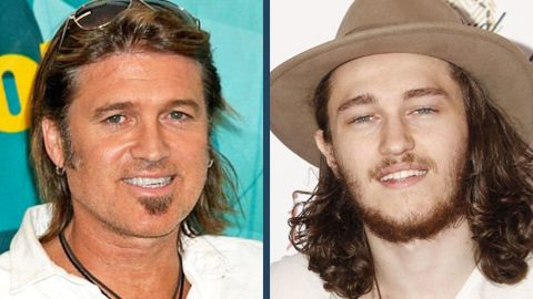 Rare Father-Son Duet Between Billy Ray Cyrus and Son Braison Sends Crowd To Their Feet | Country Music Videos