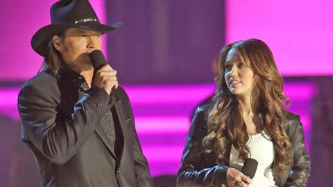 Remember When Miley And Billy Ray Cyrus Hosted The CMT Awards? | Country Music Videos