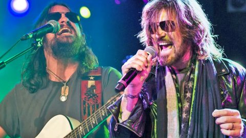 Paying Tribute To A Legend: Billy Ray Cyrus & Shooter Jennings Sing A Waylon Jennings Classic | Country Music Videos
