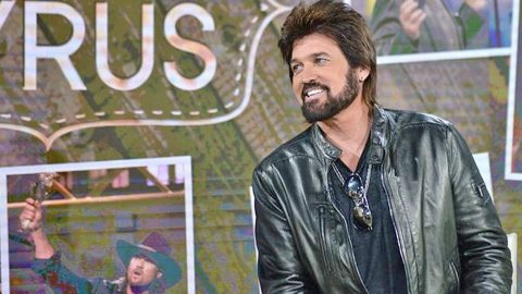 Billy Ray Cyrus Reveals Which Rock Legends He's Performing With At The CMT Awards | Country Music Videos