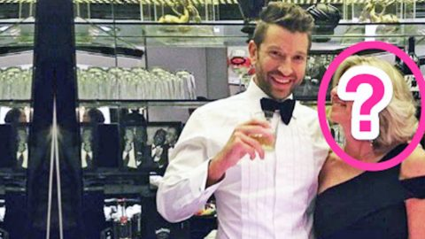 Fans Go Crazy When Brett Eldredge Uploads Stunning Photo Showing Off His 'Lovely Date' | Country Music Videos