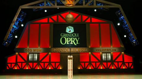 Unlikely Guest Makes Surprise Appearance At Grand Ole Opry | Country Music Videos