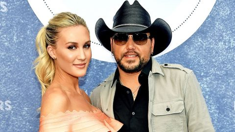 First Photos Of Jason Aldean's Newborn Son Released | Country Music Videos