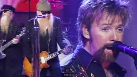 Brooks & Dunn and ZZ Top – She Loves My Automobile | Country Music Videos