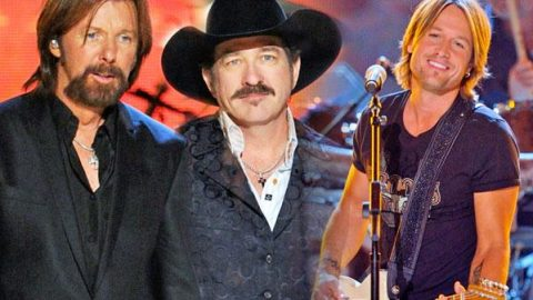 """Keith Urban Rocks Brooks & Dunn's """"Brand New Man"""" (LIVE – Final Rodeo Special) 