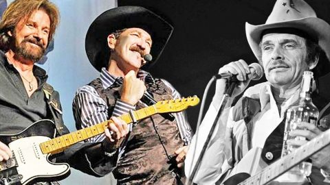 Brooks & Dunn Cover Merle Haggard's Legendary 'The Fightin' Side Of Me' | Country Music Videos