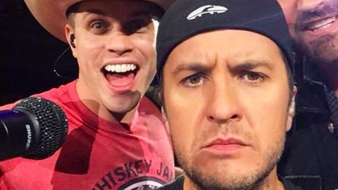 Dustin Lynch Reveals What Luke Bryan Is Like Behind The Scenes | Country Music Videos