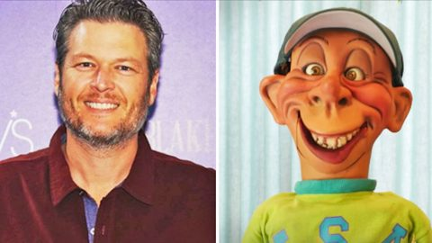 Bubba J Is Thankful Blake Shelton Is The Sexiest Man Alive For One Hysterical Reason | Country Music Videos